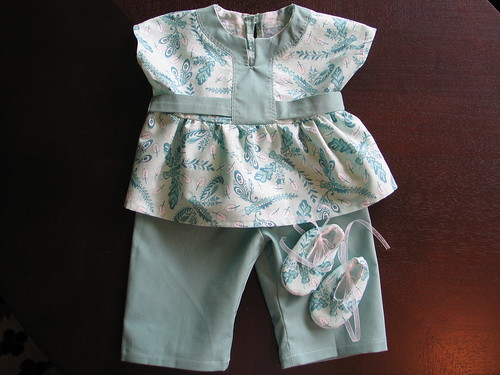 Dragonfly Infant Pant Set