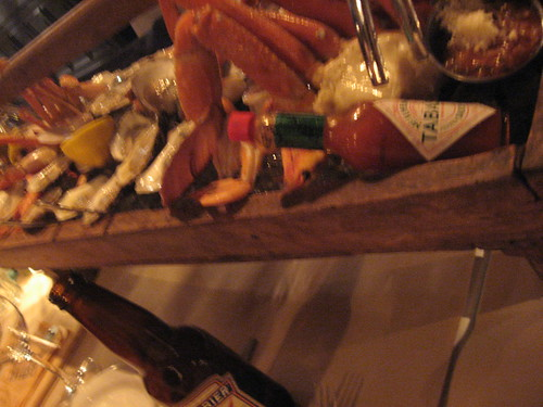 Seafood at Garde Manger
