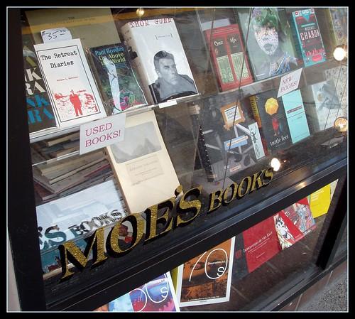 moe's bookstore
