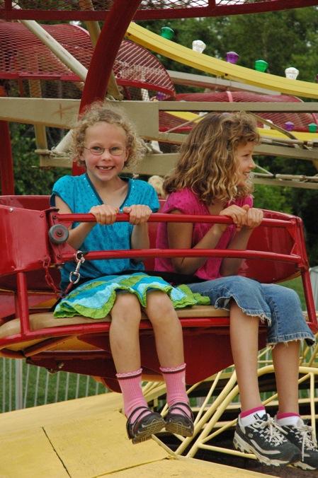 Sandspit fair near Cavendish