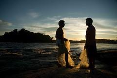 amazonia (joaocorreiafilho) Tags: brasil selva 2008 pesca amazonas pescadores rionegro indigena saogabrieldacachoeira