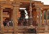 Brihadeeswarar Temple 234 (David OMalley) Tags: india indian tamil nadu subcontinent chola empire dynasty rajendra hindu hinduism unesco world heritage site shiva brihadeeswarar temple rajarajeswara rajarajeswaram peruvudayar great living temples vimana architecture canon g7x mark ii canong7xmarkii powershot canonpowershotg7xmarkii g7xmarkii