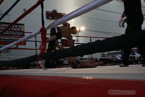 Long Beach Fight Night 4 Pictures