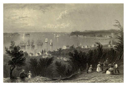 015-Los Narrows en State Island 1840
