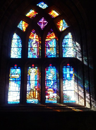 Stained Glass, St Magnus Cathedral