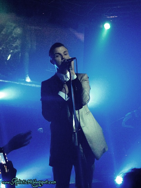 HURTS live in KL, Malaysia - Topman x Junk by Demand