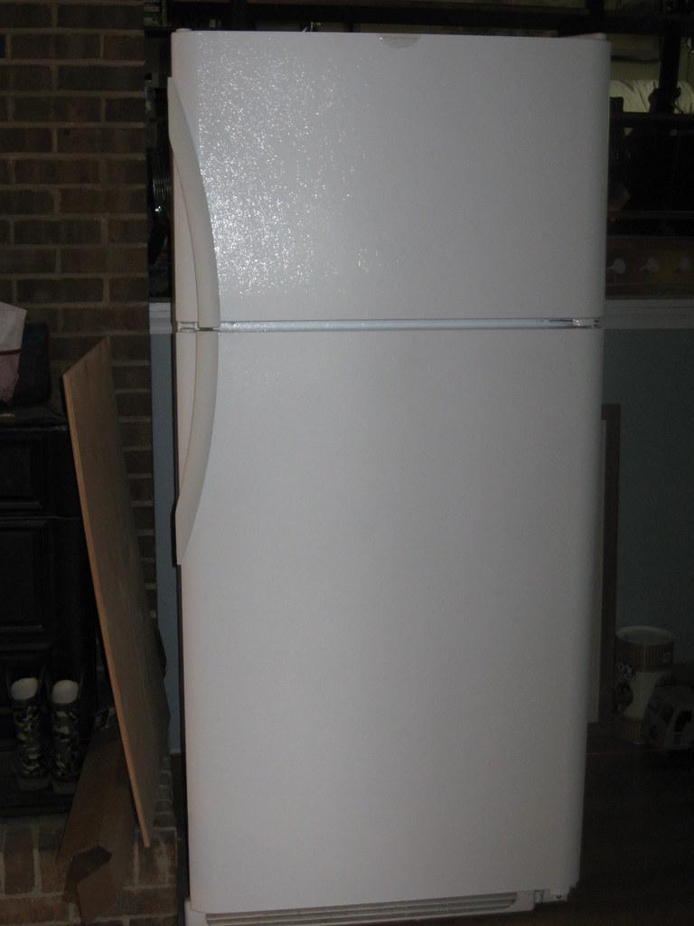 White Top Freezer Refrigerator Freezer Refrigerator 30