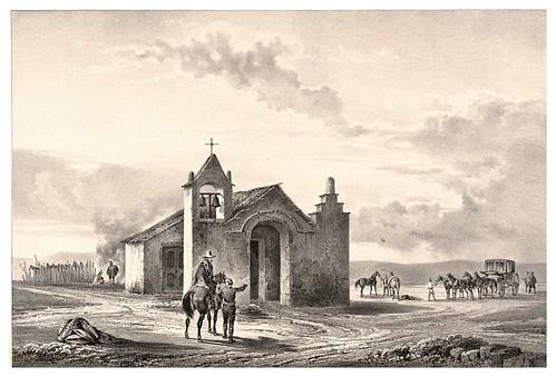 009-Estacion de postas de Barranquita-Rio de la Plata-Journal de la navigation autour du globe… 1837-Barón de Bouganville-fuente BOTANICUS