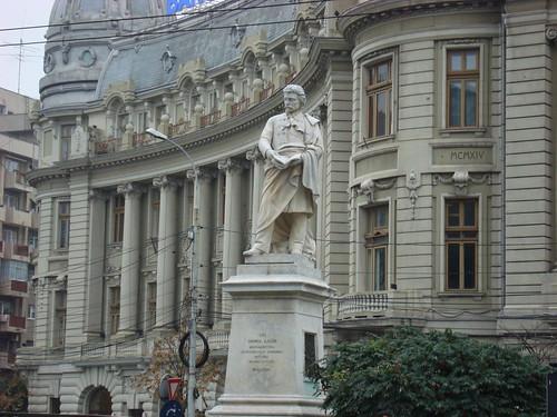 Centre ville Bucarest