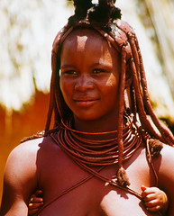 Beautiful Himba Girl 2 - by nordlicht62