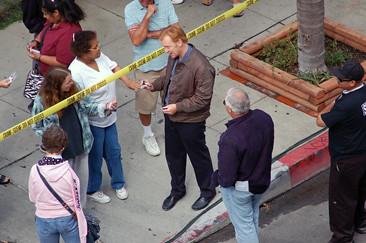 CSI: Long Beach by deergus.
