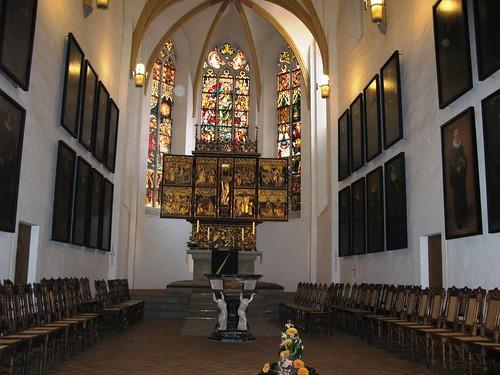 Thomaskirche Altaar