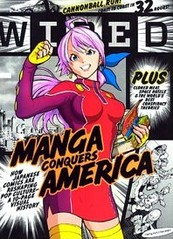 wired manga cover