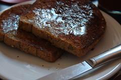 toast is my favorite