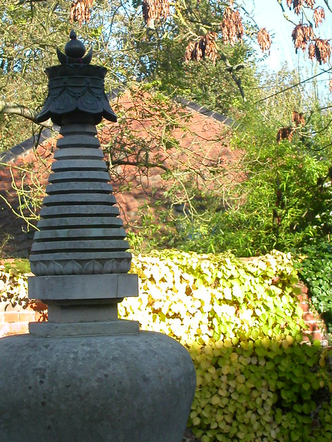 Stupa courtyard 7