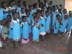 the Galana children's choir 2