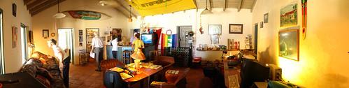 Trellis Bay Cybercafe in Tortola, British Virgin Islands