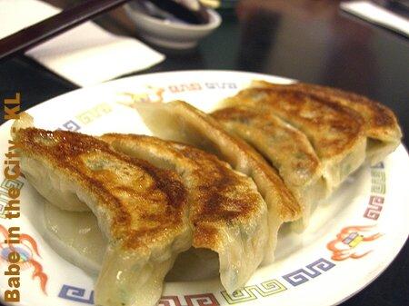 Chuka - Gyoza RM8.00