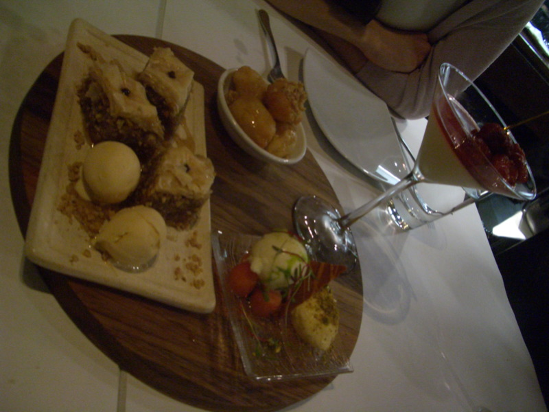 Dessert platter #2