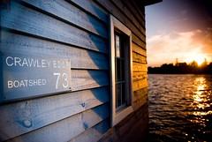 Crawley Edge Boatshed 73