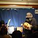 Mitsuru Tabata (Zeni Geva, Leningrad Blues Machine, AMT) and TOMO (Tetragrammaton) at Enban 11-28-007