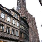 Strasbourg: Place de la Cathédrale