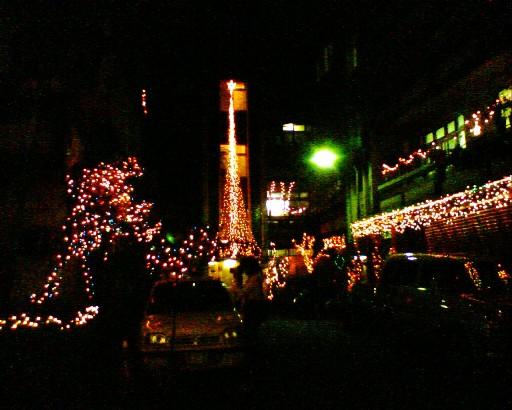 石牌聖誕燈飾