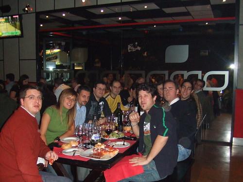Comida Empresa Diciembre2007