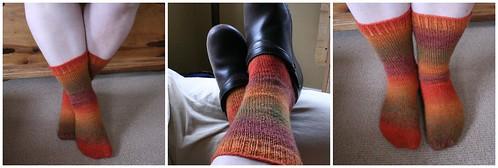 FO: Mega Boots Socks