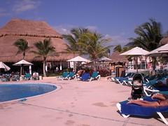 pool 'Catalonia Riviera Maya'