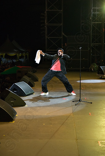 Live and Loud KL - Shaggy