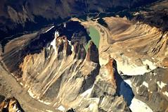 Torres del Paine desde el avin (Carlos_Daz) Tags: chile patagonia torresdelpaine nido torres paine magallanes escudo valledelsilencio montealmirantenieto cerrocndor valleasencio mountainsnaps