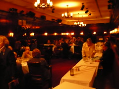 The Oak Room at the Algonquin Hotel