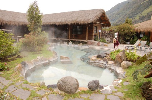Papallacta Hot Springs
