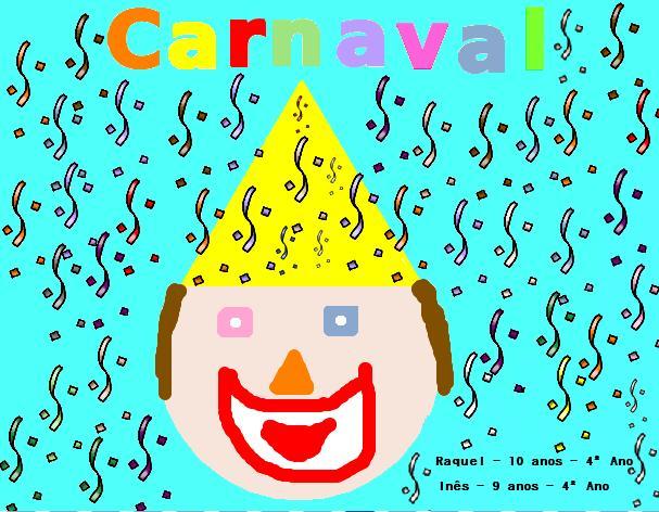 Carnaval Raquel e Inês