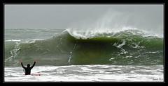 Bodyboard - bretagne (fanch.Bzh) Tags: ocean sea mer nature tube barrel bretagne vague morbihan bodyboard aficionados belleile pentaxk10 pentaxk10dsamsunggx10 justpentax francoismorichon fanchbzh bretagnebodyboard