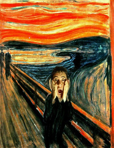 El Grito de Munch (Version Yosi)