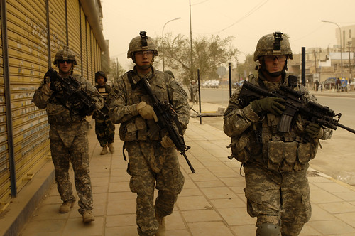 iraq by The U.S. Army, on Flickr