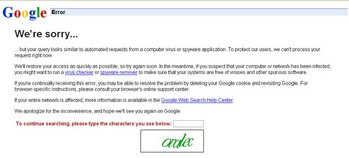 google error pagegoogle 403 forbidden page
