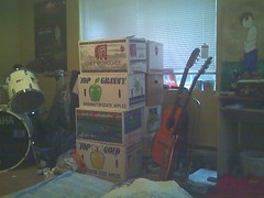 second shipment
