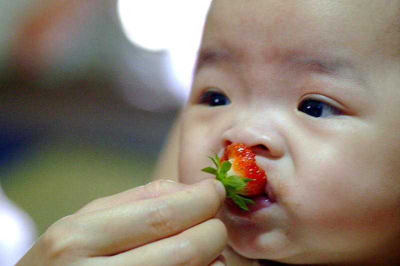 正解-我在吃草莓