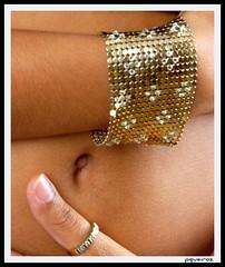 Vivi, valorizando a jóia..