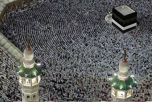 Peregrinación a la Meca, Arabia Saudita