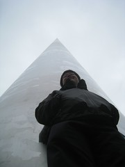 Me at the Dublin Spire