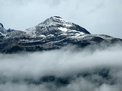Amidst the clouds (Minkum) Tags: argentina loveit andes peritomorenoglacier losglaciaresnationalpark anawesomeshot diamondclassphotographer flickrdiamond worldwidelandscapes absolutelystunningscapes