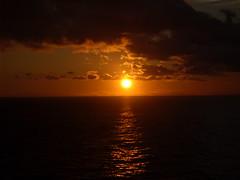alba sulla costa adriatica (Stefano_JustALife) Tags: sunset sea sun sol mar tramonto mare sole pesaro luce costaadriatica albasumare