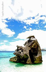 my rock (Angkulet) Tags: travel coron palawan banolbeach