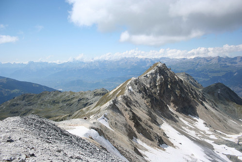 Bella Tolla, Rothorn to the Meidpass and back