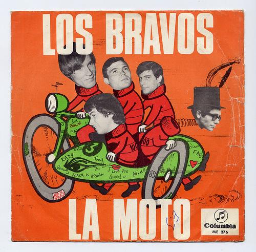 09-Los Bravos-España-1966-frontal