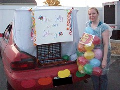 Trunk or Treat @ The Christmas Box House